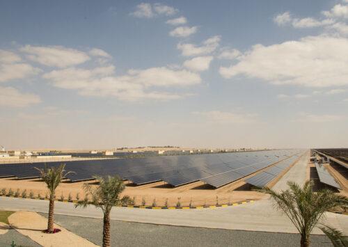 Why Oil-Rich Gulf Countries Should Go Solar