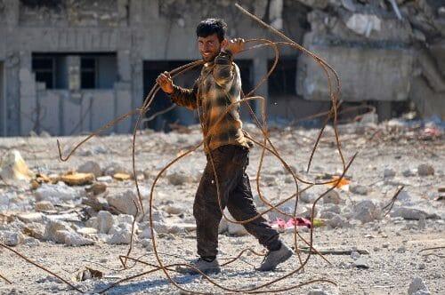 Mosul's Scrap Trade