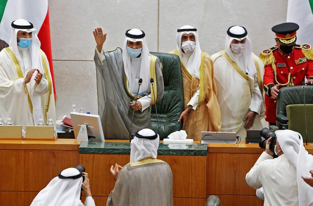 Emir of Kuwait Sheikh Nawaf