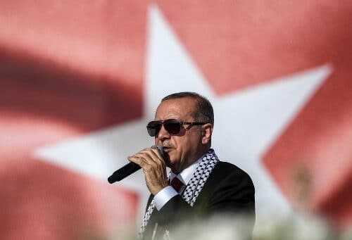 The Battle for Jerusalem: Turkey's Erdogan stakes his claim