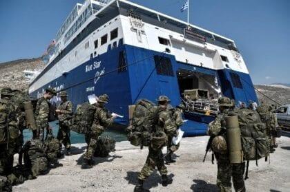 Turkey Flexes its Muscle in the Mediterranean