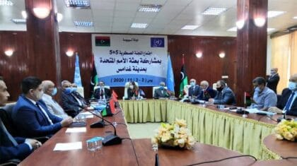 Libya Faces Obstacles to Peace Ahead of Tough Political Talks