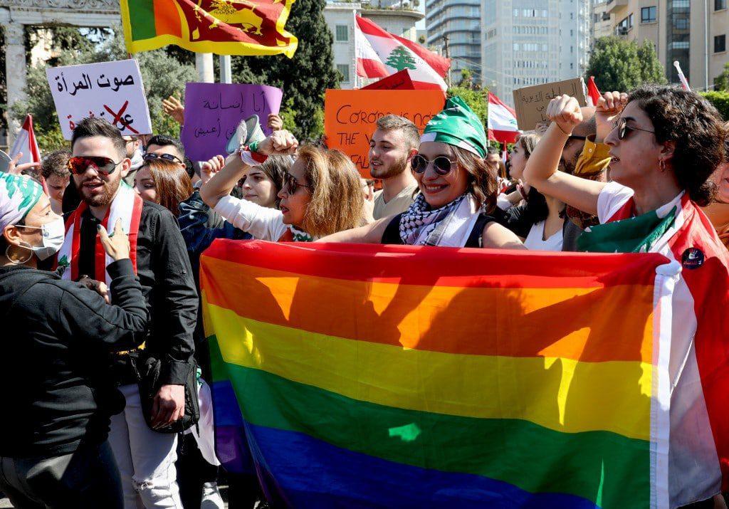 LGBTQ lebanon