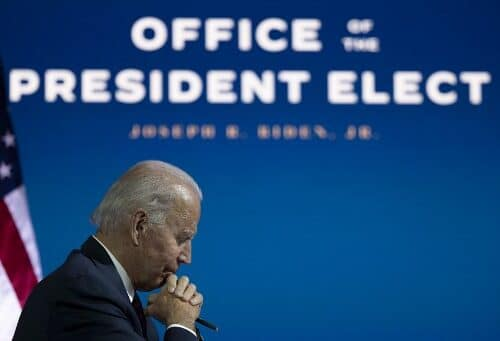 Biden to Restore Traditional U.S Policy in the Middle East