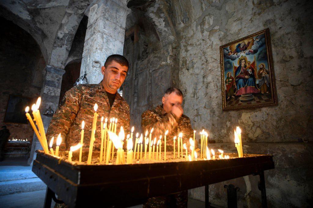 Armenia ceasefire