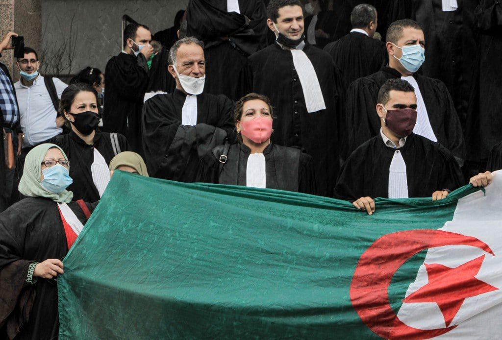 Covid 19 algeria