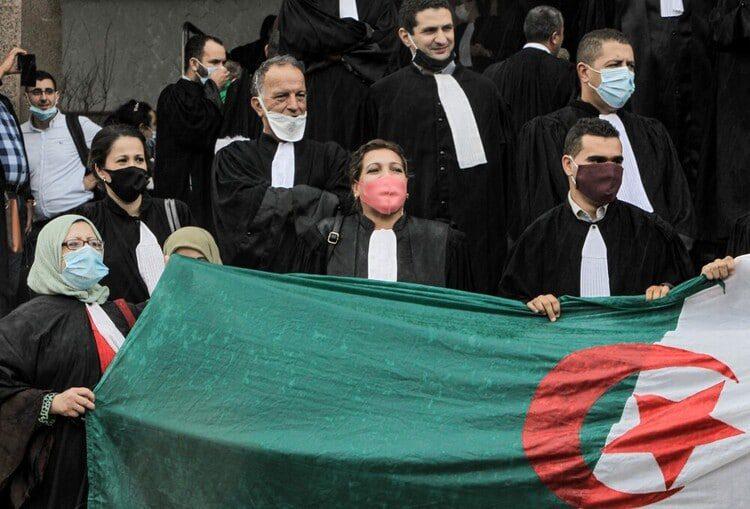 COVID-19 Puts Algeria on a More Precarious Path