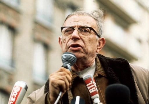 Sartre's Existentialism as a Humanistic Ideology Excludes Palestinians