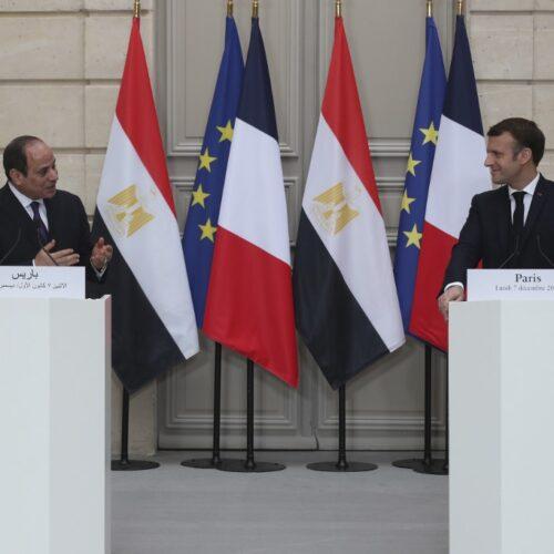 فرنسا: مسارٌ دبلوماسي واهن ومتداعٍ في منطقة الشرق الأوسط وشمال افريقيا