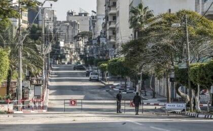 Palestine's COVID Nightmare Scenario Has Arrived