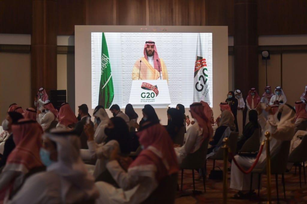 Saudi G20 summit