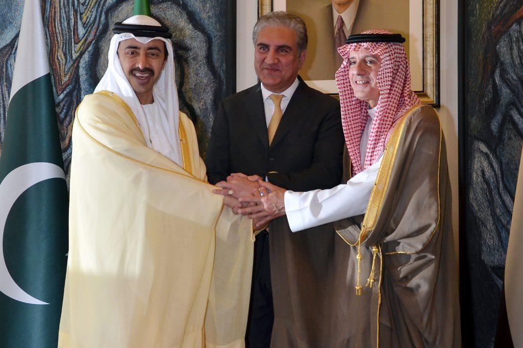 saudi pakistan