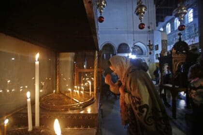Bethlehem and Beyond: How Christianity's Earliest Sites were Identified