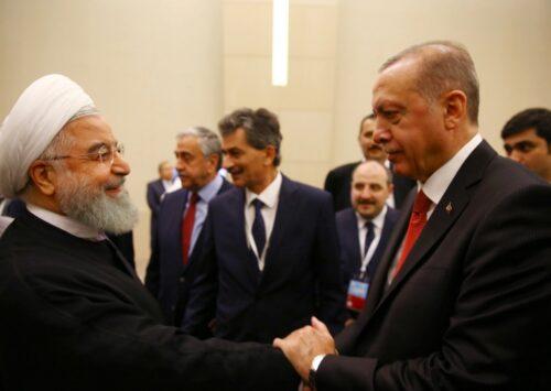 الممارسات التركية تعكس تنامي خصومتها مع إيران