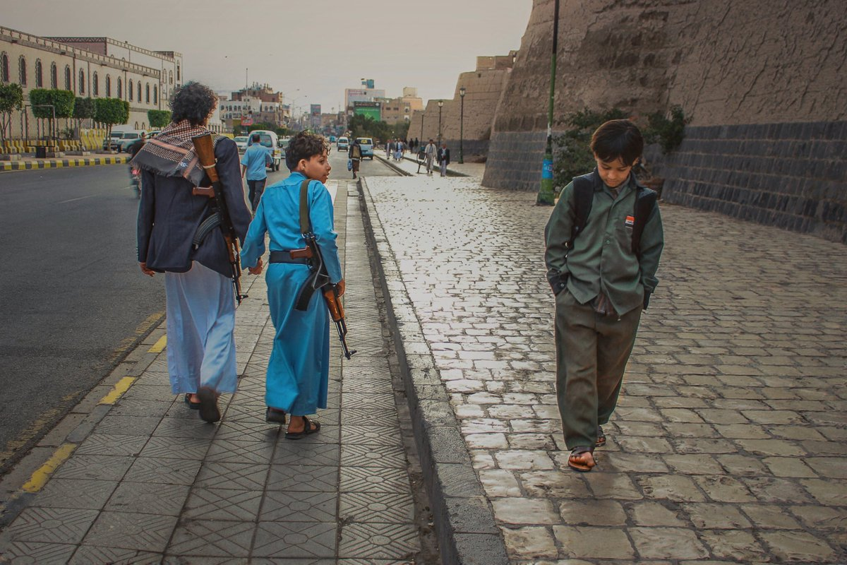 Towards an Alternative Vision for the Existing Educational System in Yemen