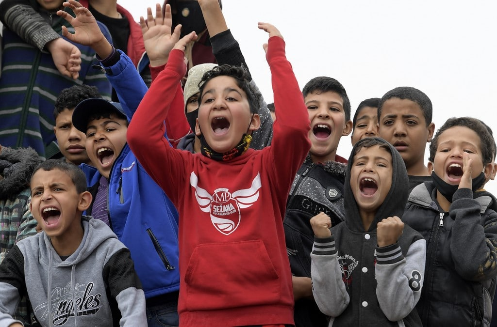 أطفال تونس
