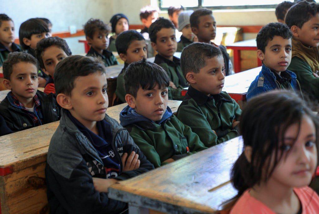 Education in yemen