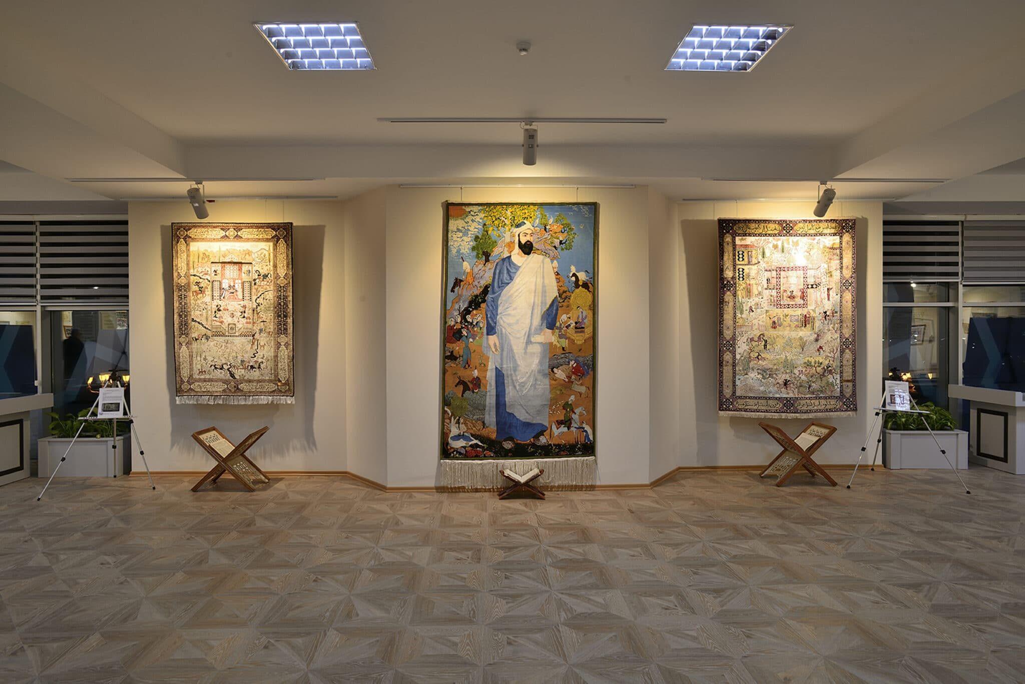 Nizami Ganjavi Museum