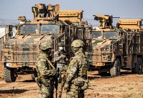 Erdogan positions powerful Turkish military as backbone of regional strategy