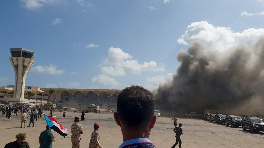 حكومة اليمن الجديدة