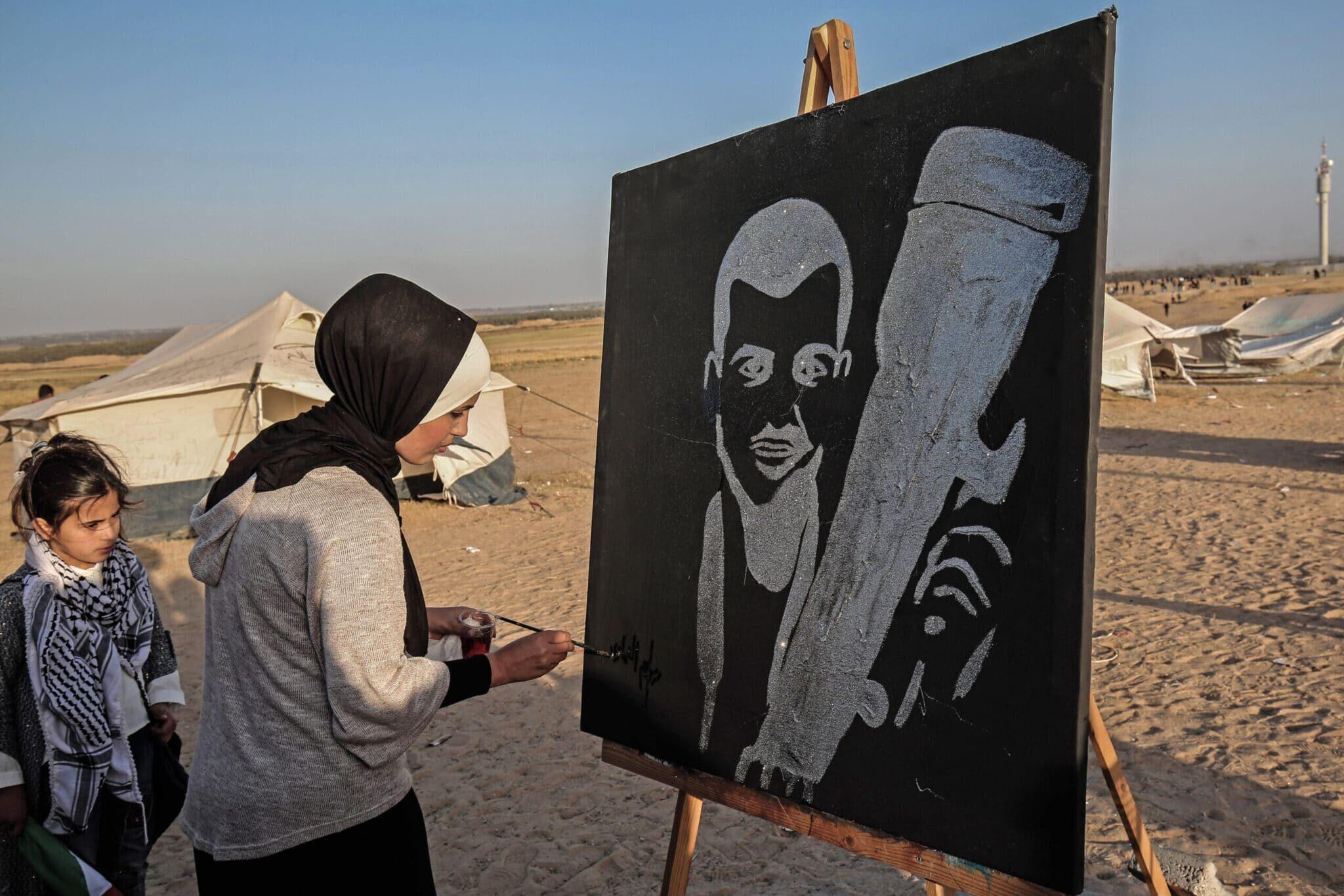 ثقافة فلسطين