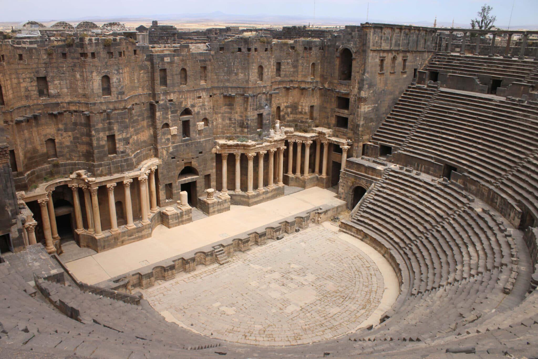 ثقافة سوريا