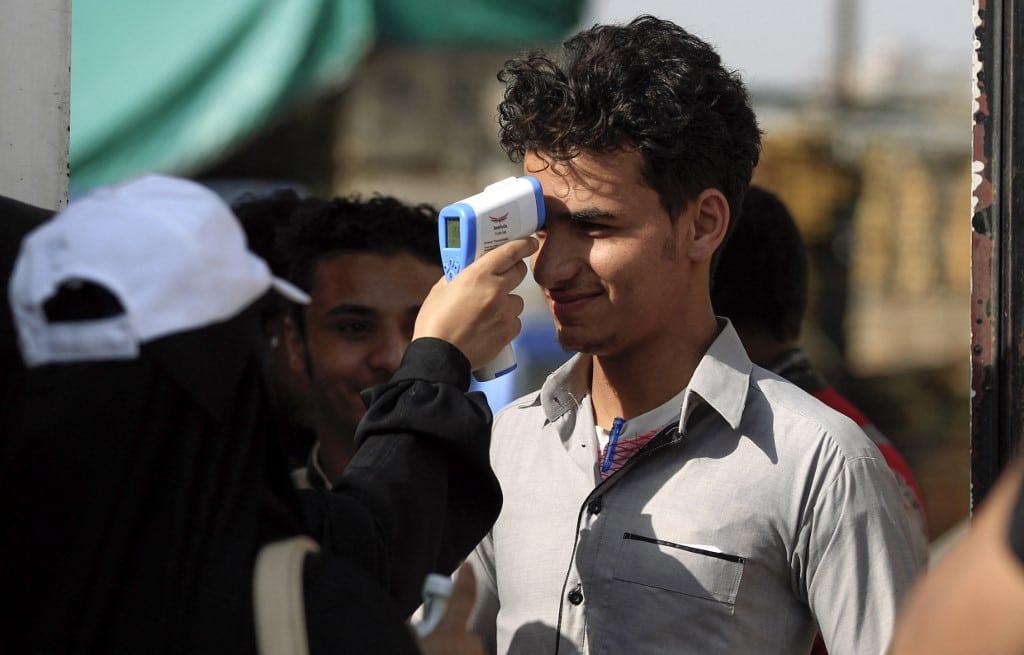 Corona and crisis countries, Yemen