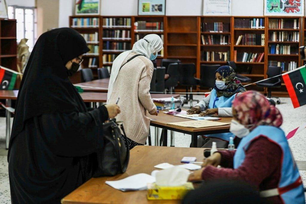 TRIPOLI ELECTIONS 2021 Libya's new government