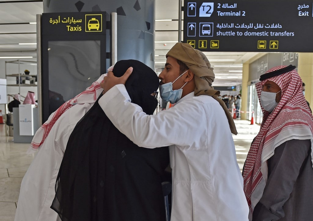 Gulf blockade & reconciliation