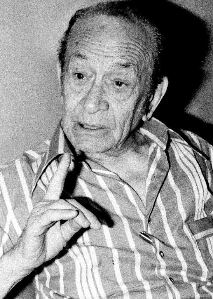 Egyptian theatre pioneer Zaki Tuleimat