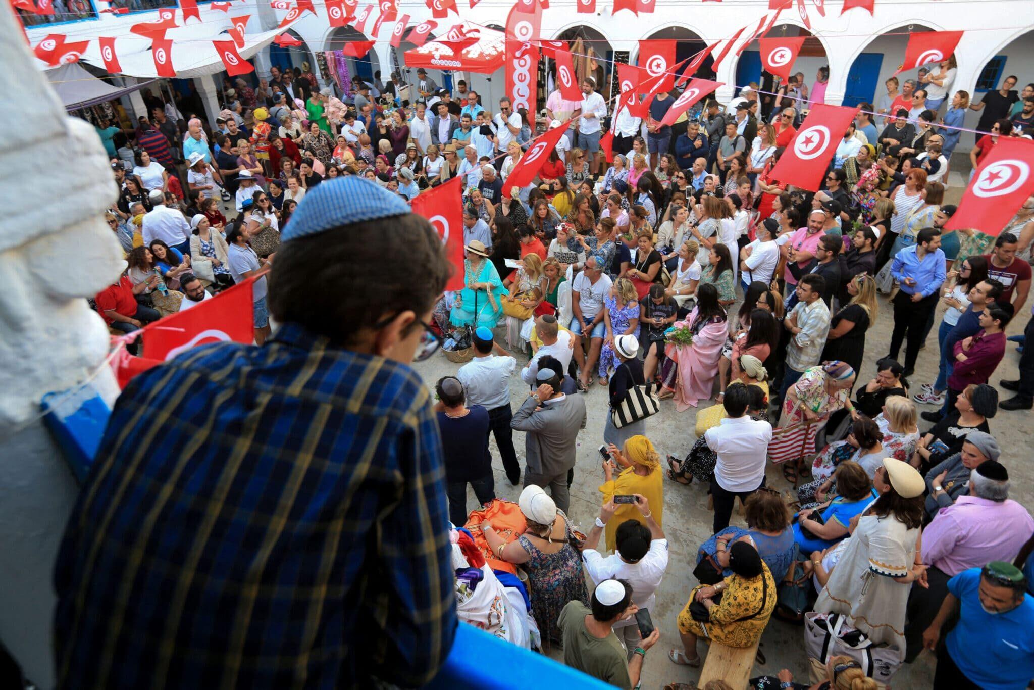 Population of Tunisia