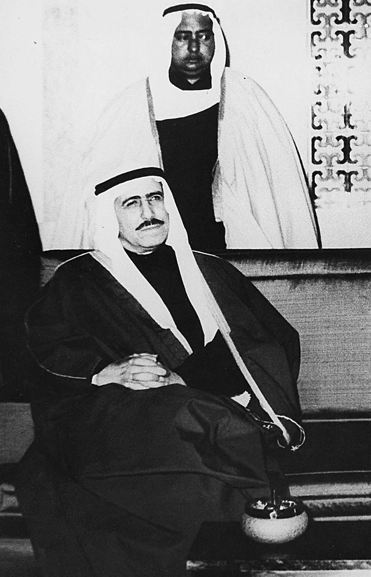 تاريخ الكويت الحديث