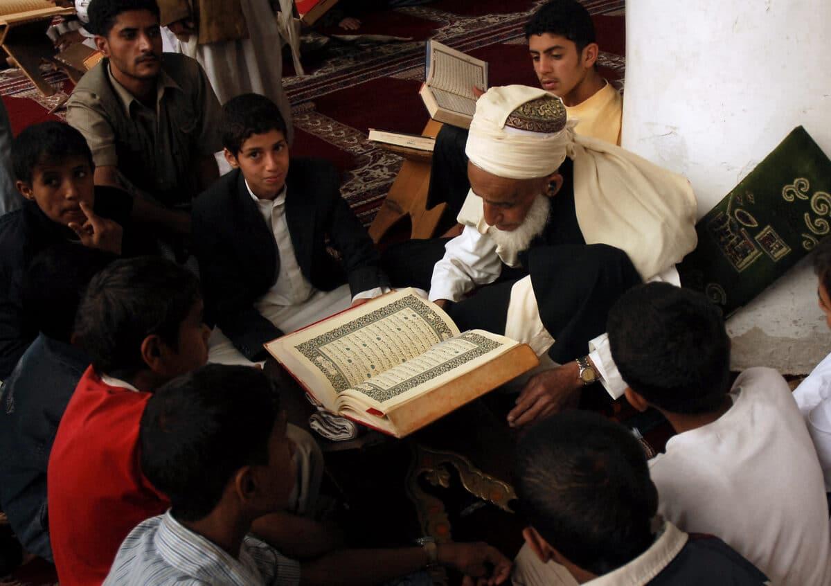 Yemen Sunni and Zaidi Rulers