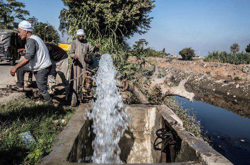 خوف مصر من ندرة المياه يدفعها إلى طلب العون من المجتمع الدولي