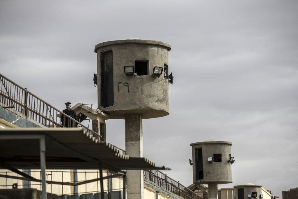 Egypt prisons