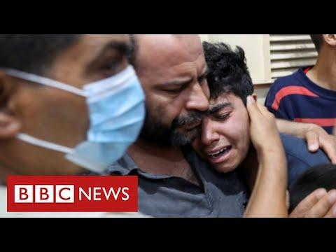 مقتل 9 أطفال في غارات جوية إسرائيلية على غزة