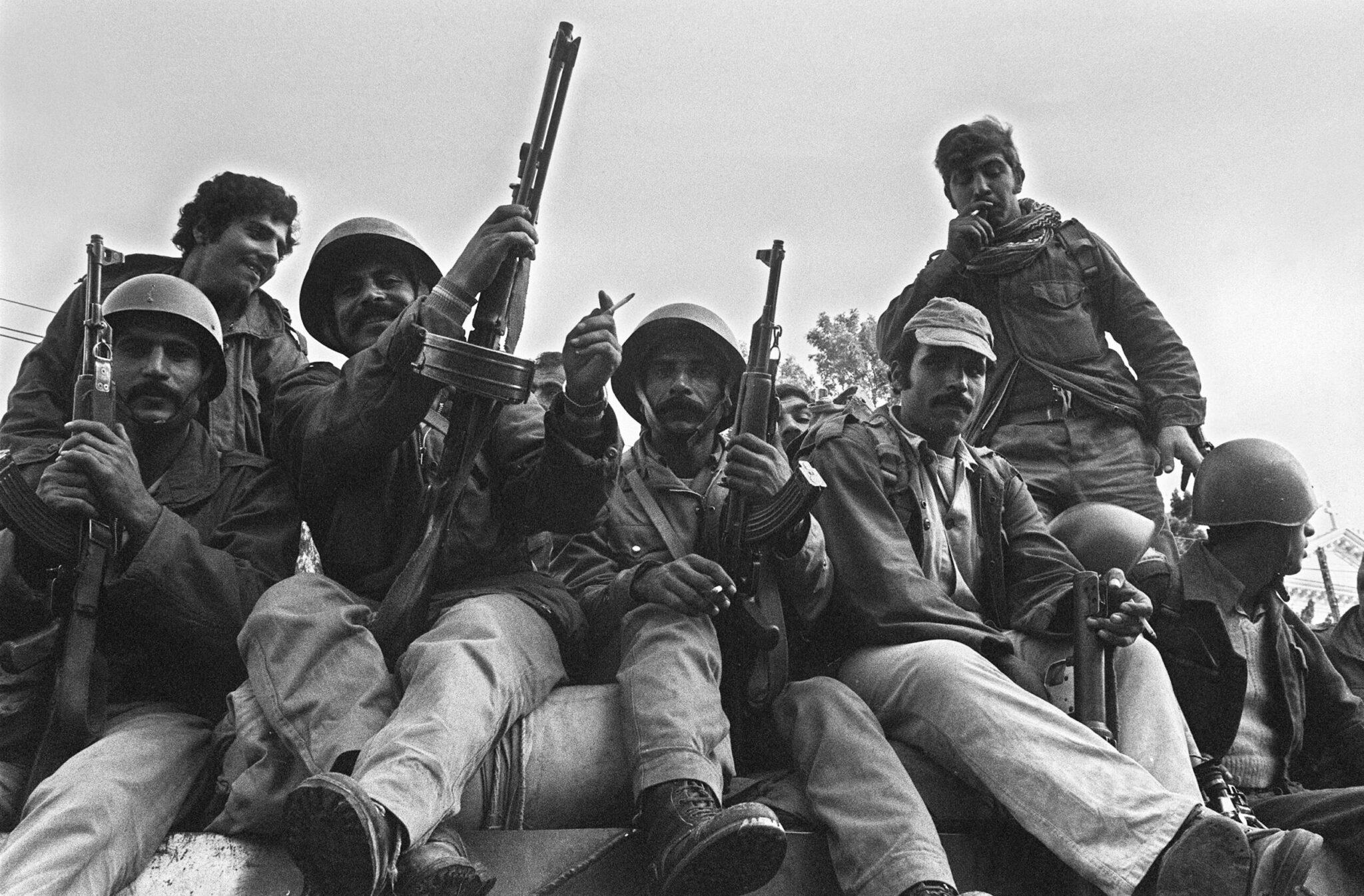 Syrian Intervention in Lebanon (1976)