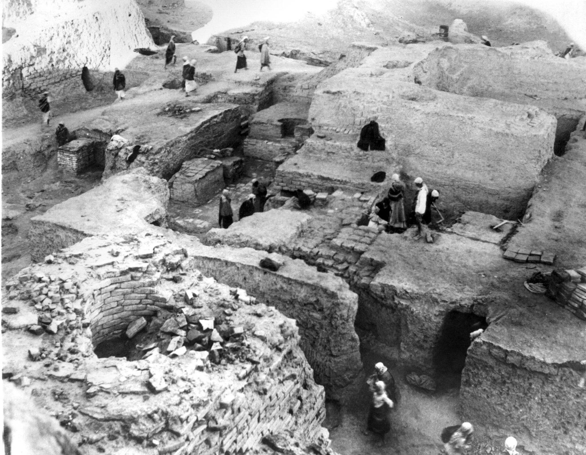 History Iraq