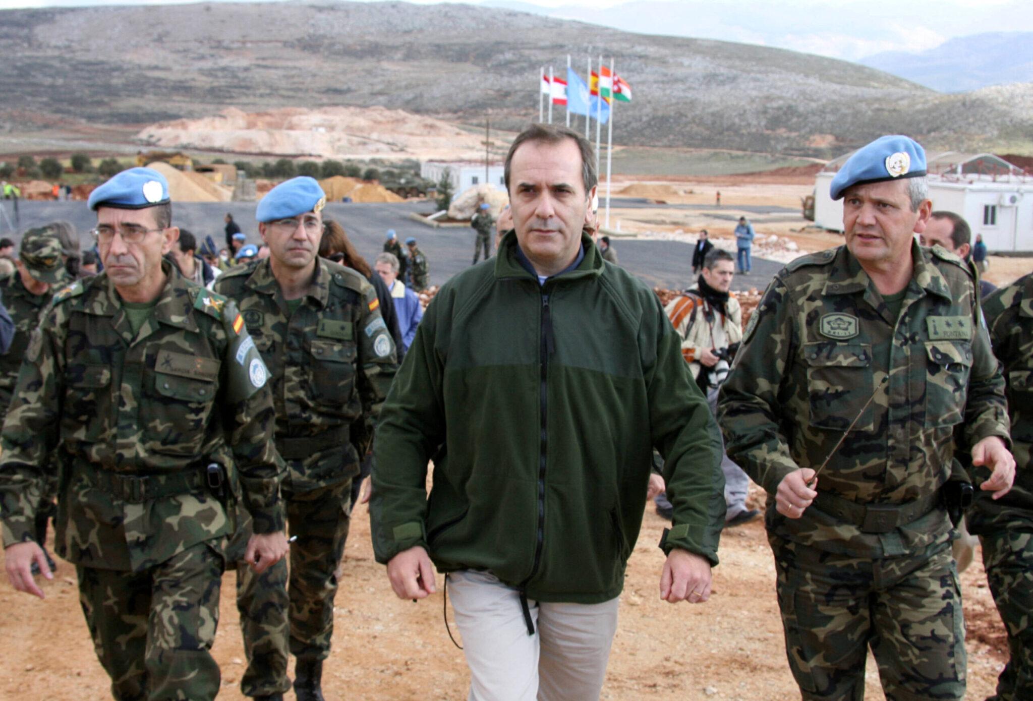 التدخل الأجنبي والإقليمي في لبنان