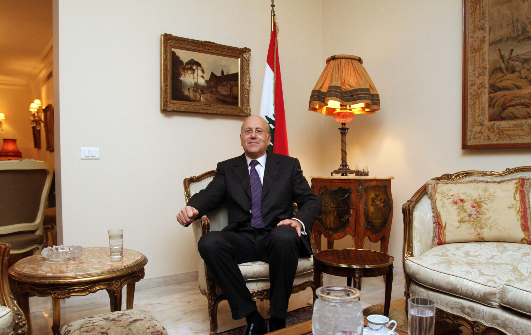 lebanon government 2011