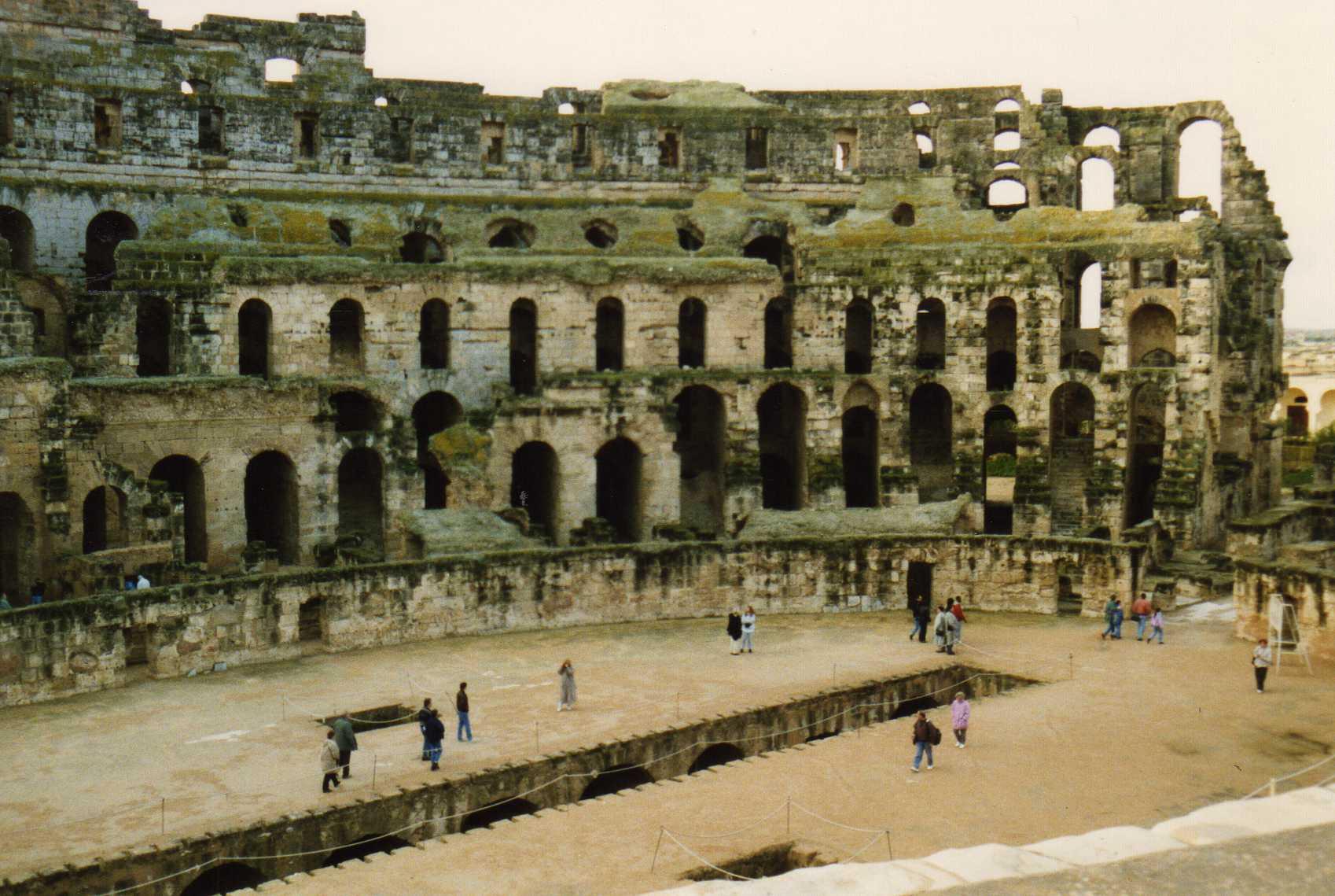 تونس: العثمانيون