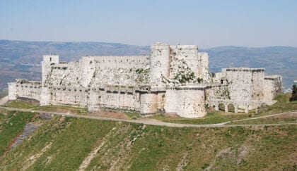 Syria: The Crusades (1095-1291)