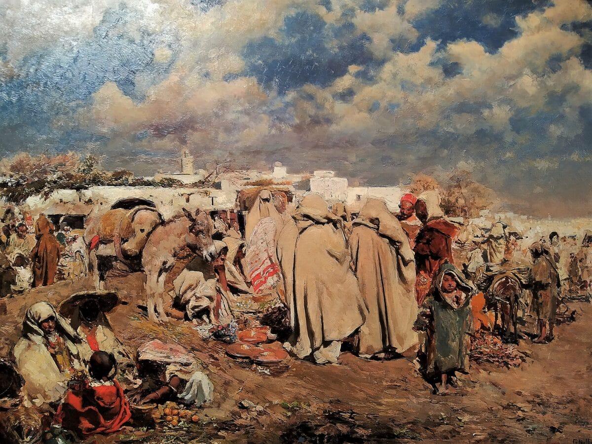 المغرب: زحف القوى الأوروبية في القرن التاسع عشر