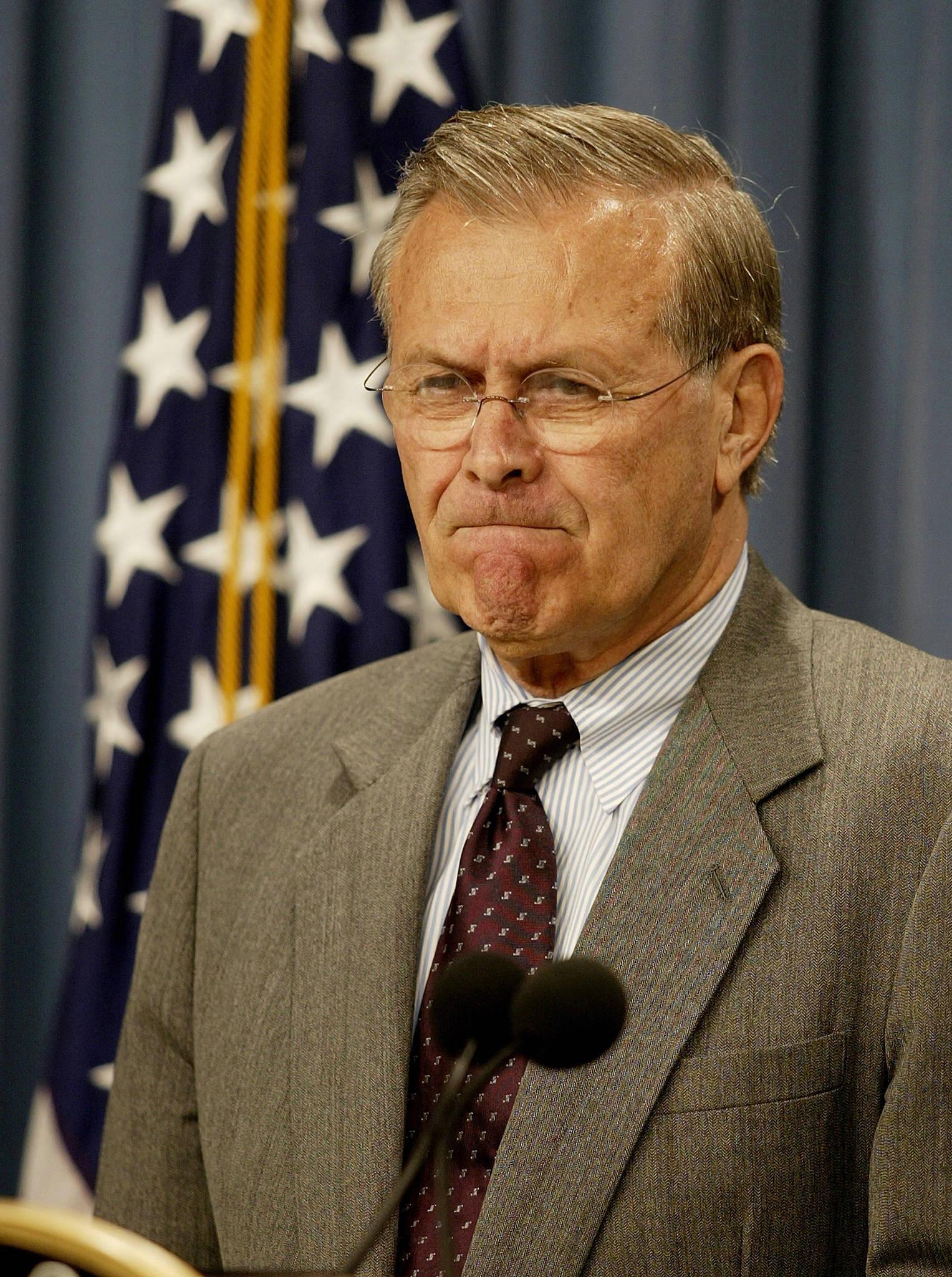 سياسة الاحتواء الامريكية على صدام العراق