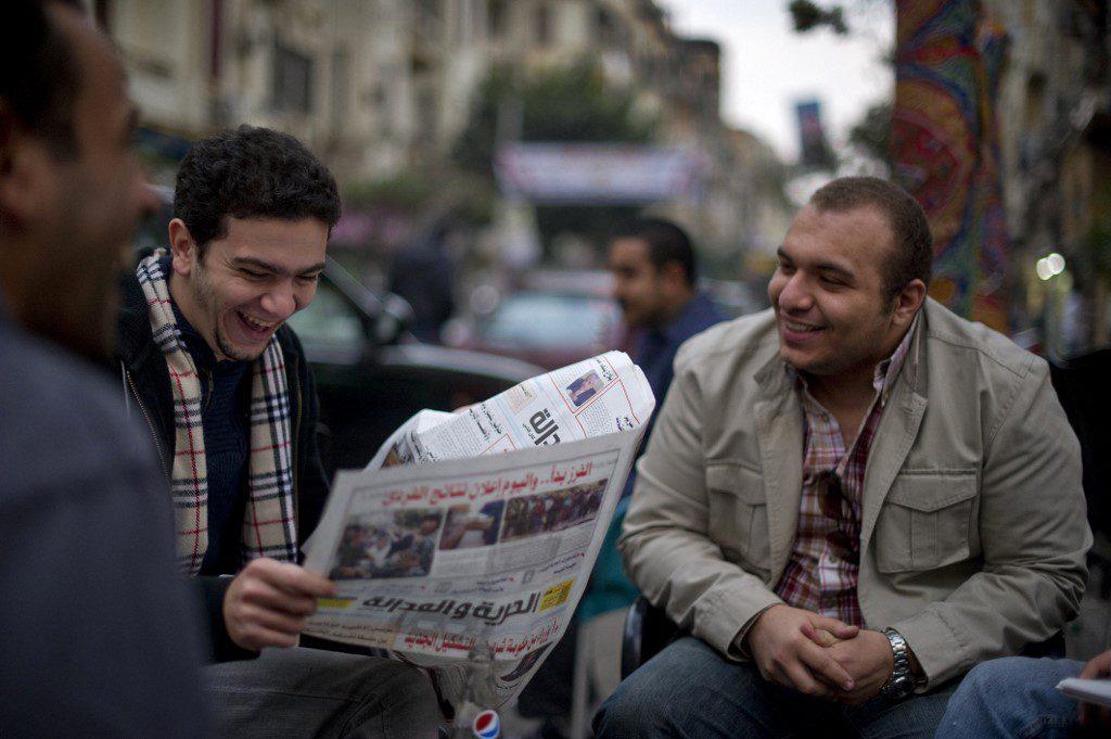 journalism egypt