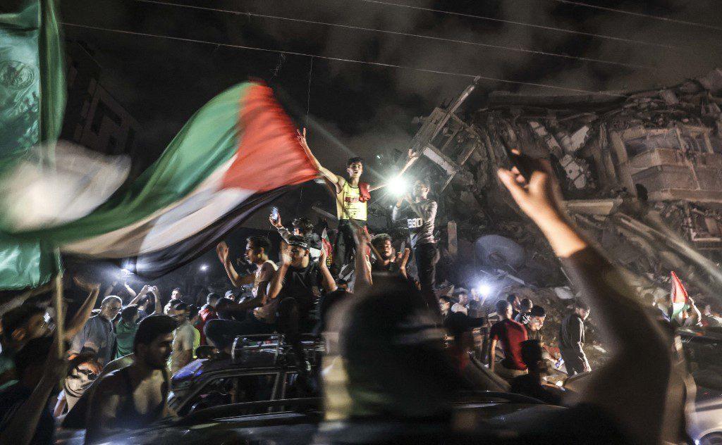 Gaza onslaughts