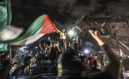 Gaza Onslaughts Highlights an Emerging Paradigm Shift