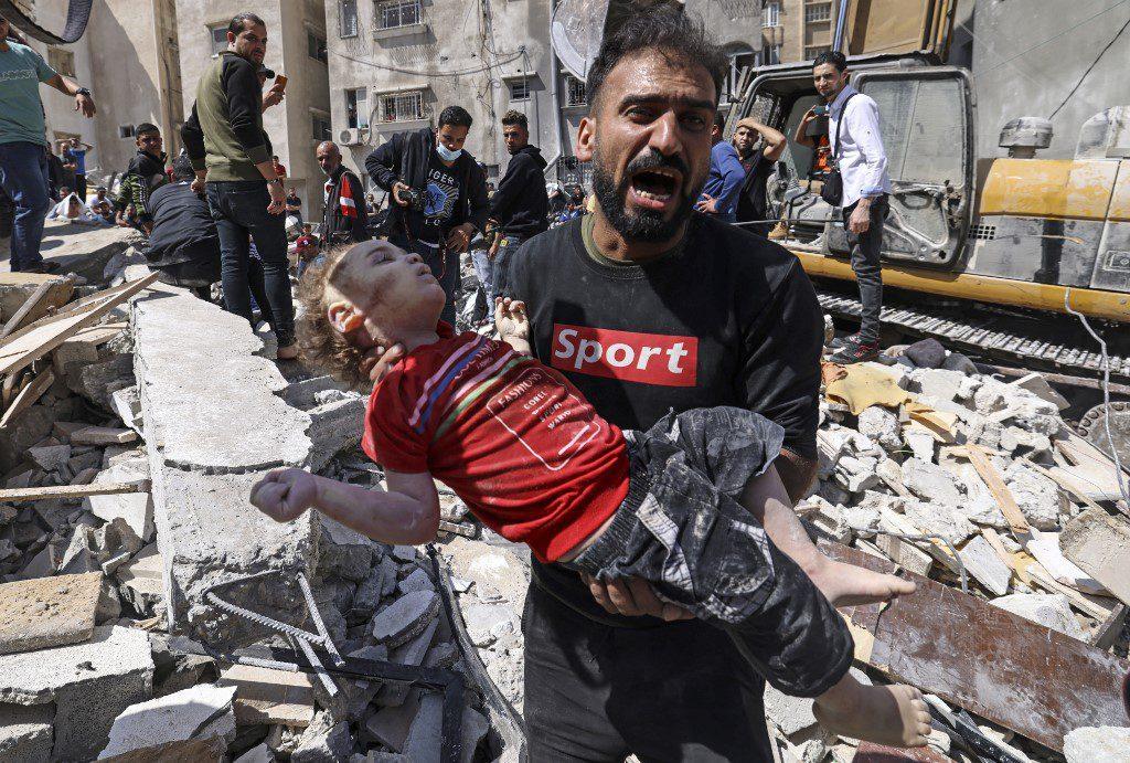 Israel Scorches Gaza