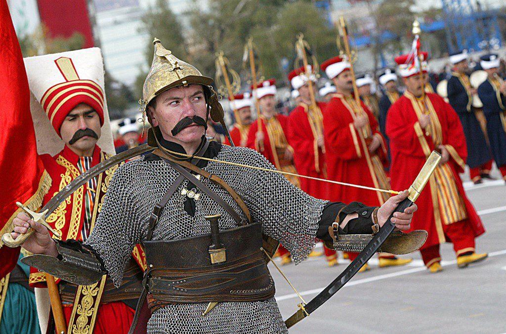 ottoman sultan divine ruler