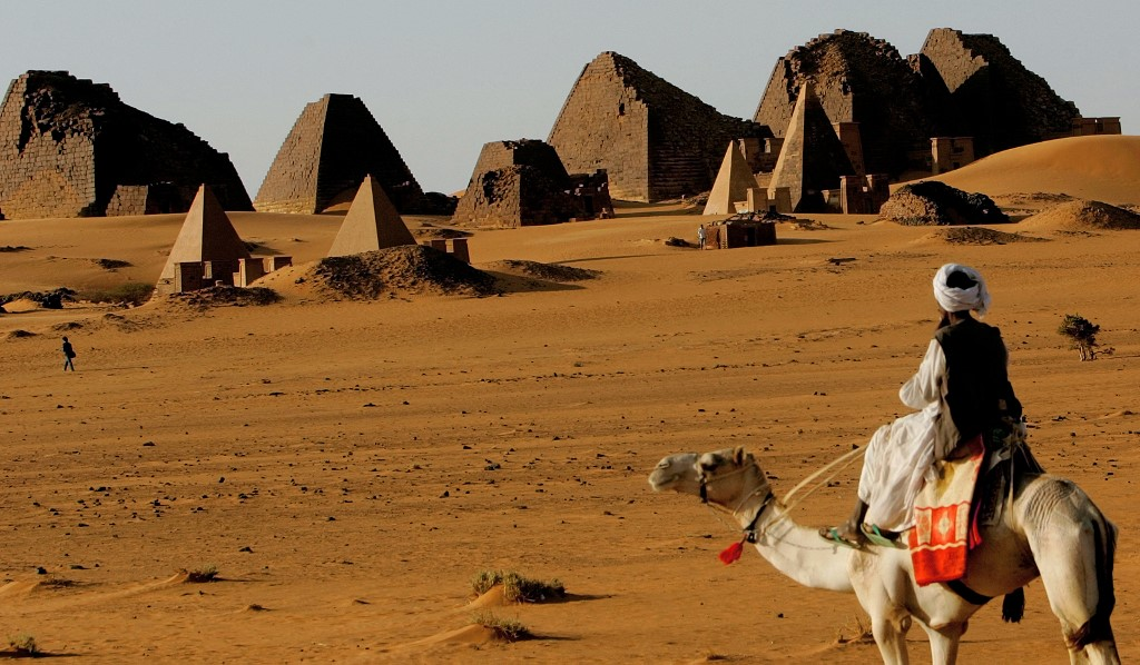أهرامات السودان المنسية